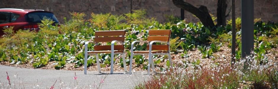 Jardineria de la Plaça de les Tortugues