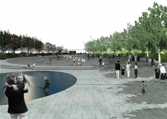 Avantprojecte de Parc Urbà al Pla del Castell, Cunit