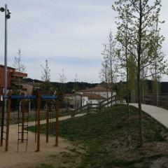 Evolució del parc - abril 2016