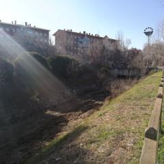 Riera de St. Cugat - gener 2019