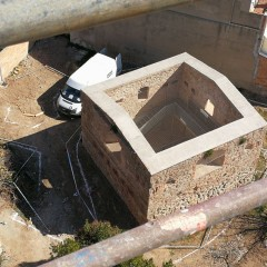 Fortí de Sant Magí, restaurat