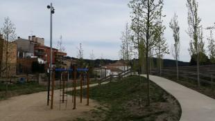 Parc del Torrent Gros, Santa Maria d'Oló
